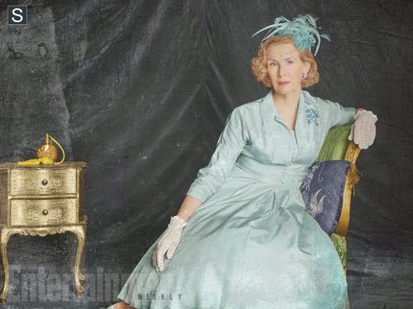 Novedades en American Horror Story: Freakshow - Frances Conroy es Matilda Hapschatt