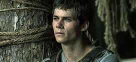 Dylan O'brien en The Maze Runner