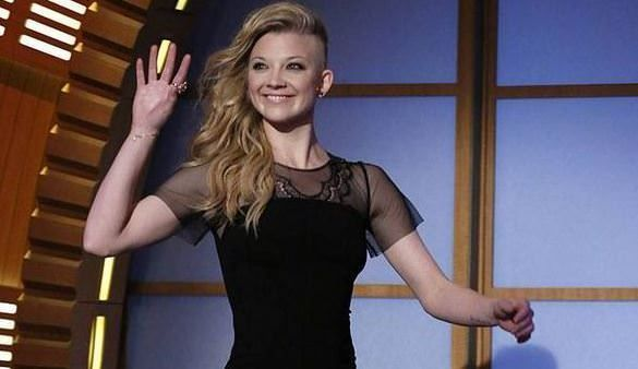 Entrevista a Natalie Dormer sobre Game of Thrones - The Hunger Games