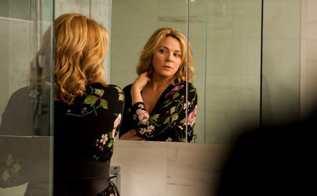 Kim Cattrall en Sensitive Skin