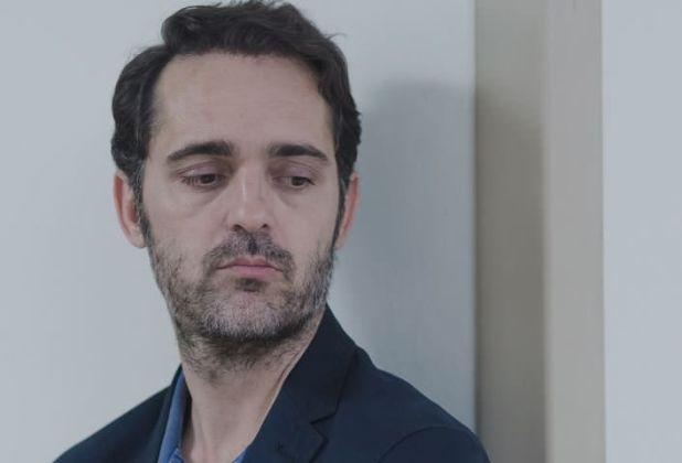 Personajes de Bajo sospecha - Pedro Alonso