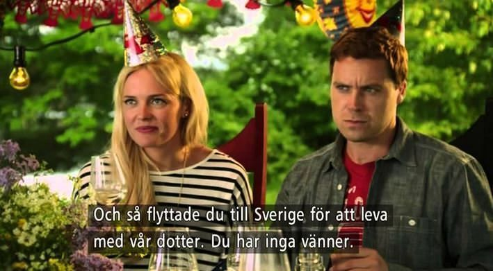 Primera temporada de Welcome to Sweden