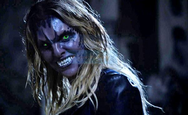 Teen Wolf 4x12 Smoke and Mirrors - Kate Jaguar Argent