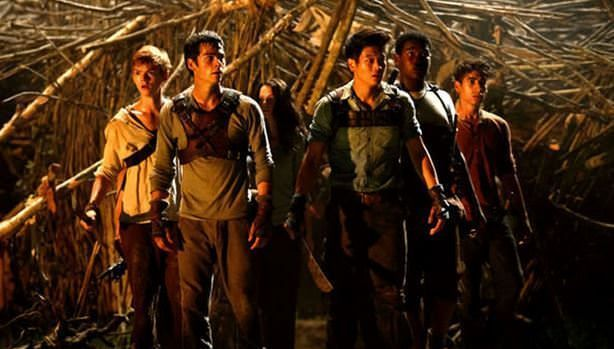 The Maze Runner se estrena liderando