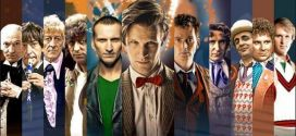 Todas las caras de Doctor Who