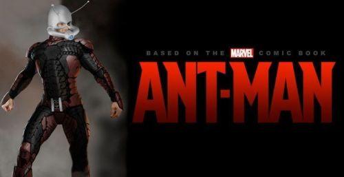 Próximas películas MARVEL - Ant-man