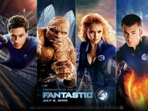 Próximas películas MARVEL - Fantastic Four