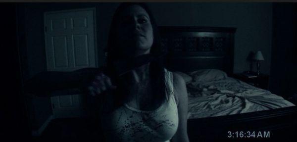 10 Sagas para ver en Halloween - Paranormal Activity