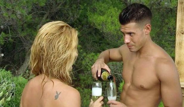 Adán y Eva - Alejandro y Sonia