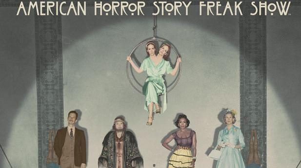 Listos para American Horror Story: Freak Show