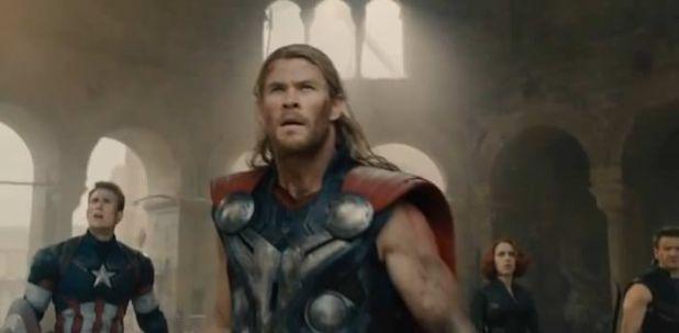 Primer trailer extendido de Avengers Age of Ultron