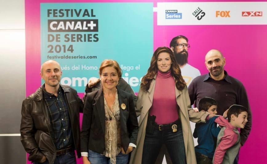 Resumen del Festival de series 2014 - Los misterios de Laura