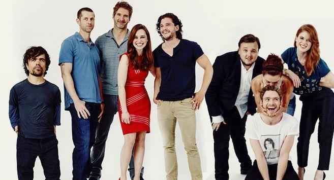 10 razones para considerar Game of Thrones la mejor serie - El casting