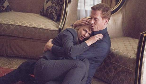 """Homeland 4x07 - Carrie se """"reencuentra"""" con Brody"""