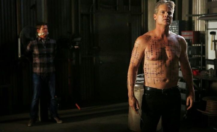 Agents of SHIELD 2x07 The Writing on the Wall
