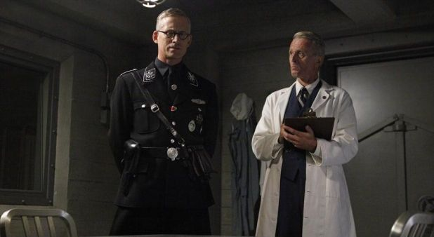 Agents of SHIELD 2x08 The Things We Bury