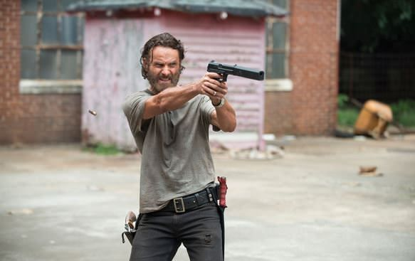 The Walking Dead 5x07 Crossed