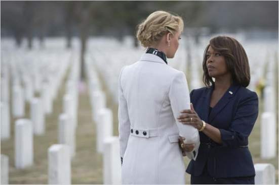 Katherine Heigl y Alfre Woodard - State of Affairs (NBC)