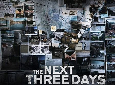 Película Los próximos tres días
