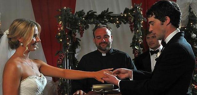 Película Una boda por Navidad (TV)