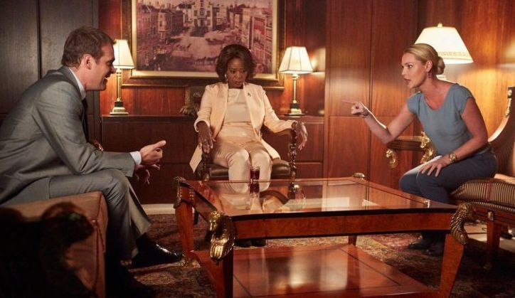 Audiencias USA: State of Affairs se hunde casi sin competencia