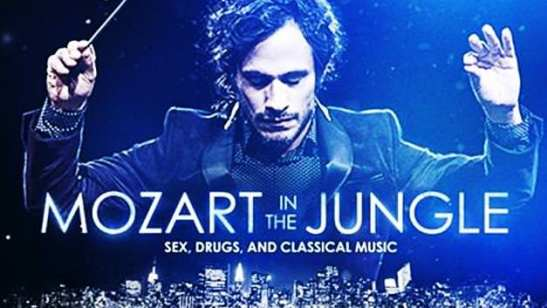 Crítica de Mozart in the jungle (Amazon)