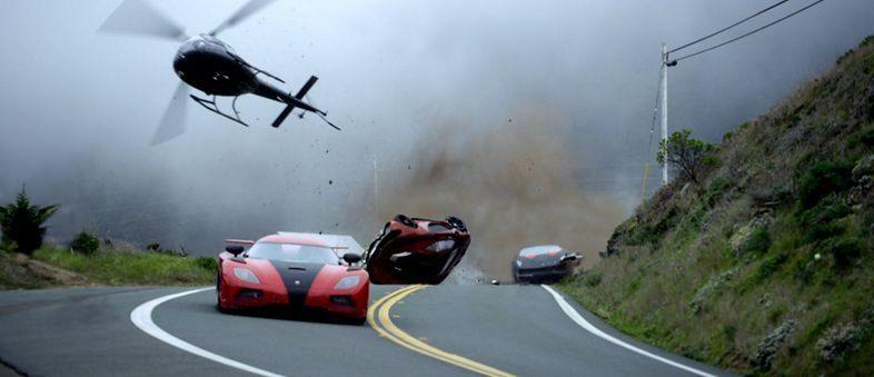 Las 10 PEORES películas del 2014 - Need for Speed