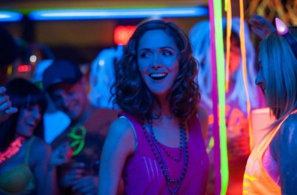 Las 10 PEORES actrices del 2014 - Rose Byrne