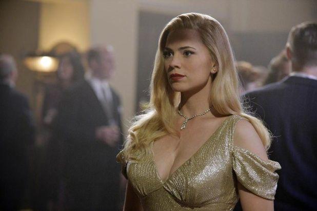 Crítica de Agent Carter: La hora de Hayley Atwell