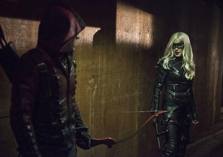 Arrow 3x11 Midnight City