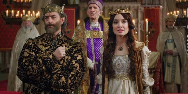 Audiencias USA: Buen estreno de Galavant en ABC