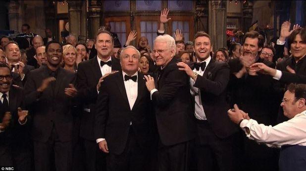 Audiencias USA: Saturday Night Live bate récords en NBC