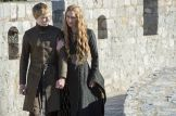 Tommen Baratheon y Cersei Lannister en Game of Thrones