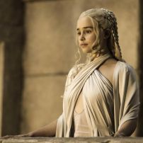 Daenerys Targaryen en la quinta temporada de Game of Thrones