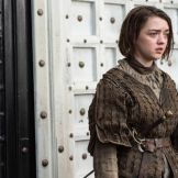 Arya Stark en la quinta temporada de Game of Thrones