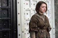 Arya Stark en la quinta temporada de Game of Thrones