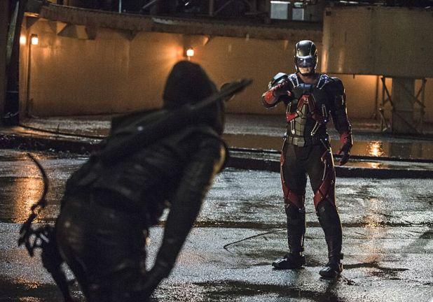 Arrow 3x17 Suicidal Tendencies
