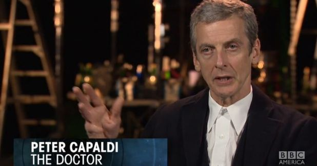 Crítica de la octava temporada de Doctor Who