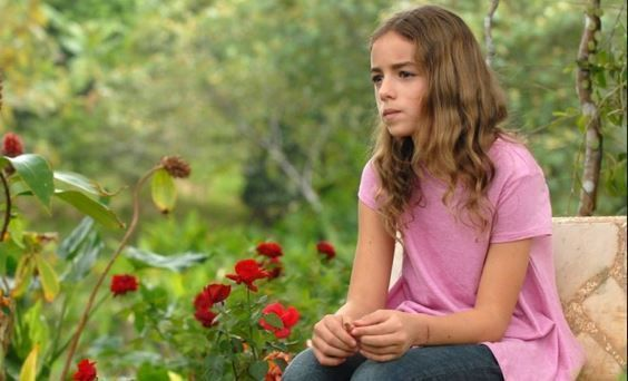Película La niña salvaje (2011)