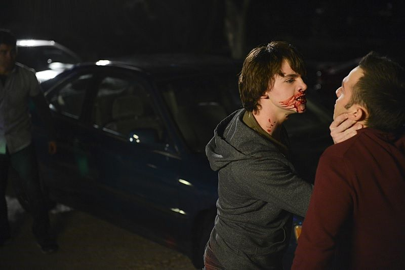 The Messengers (The CW) Peter Moore (Joel Courtney)