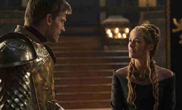 Game of Thrones 5x01 Cersei y Jaime Lannister