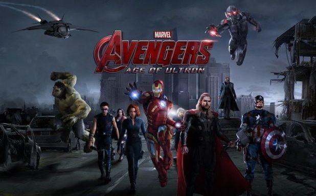 the avengers 2