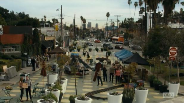 Fear The Walking Dead (AMC): Crítica