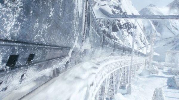 Las 10 MEJORES películas sobre TRENES - Snowpiercer