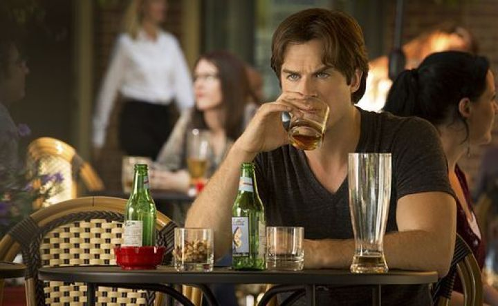 The Vampire Diaries ya no destaca