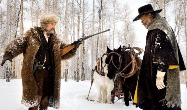 Las 10 MEJORES películas del 2015 - The Hateful Eight