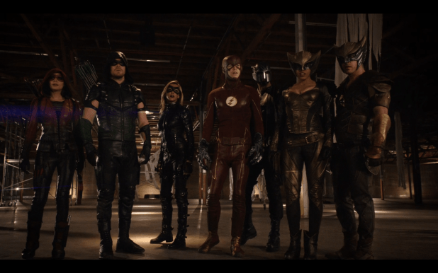 Audiencias USA: Máximo de Arrow en su crossover con The Flash