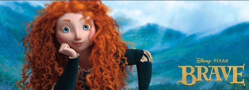 10 recomendaciones de películas de Pixar (Brave)