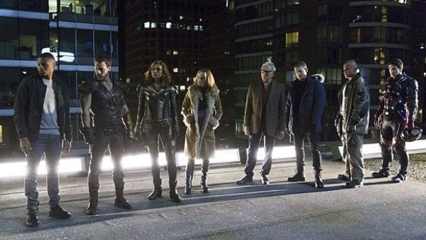 Crítica de DC's Legends of Tomorrow (The CW)
