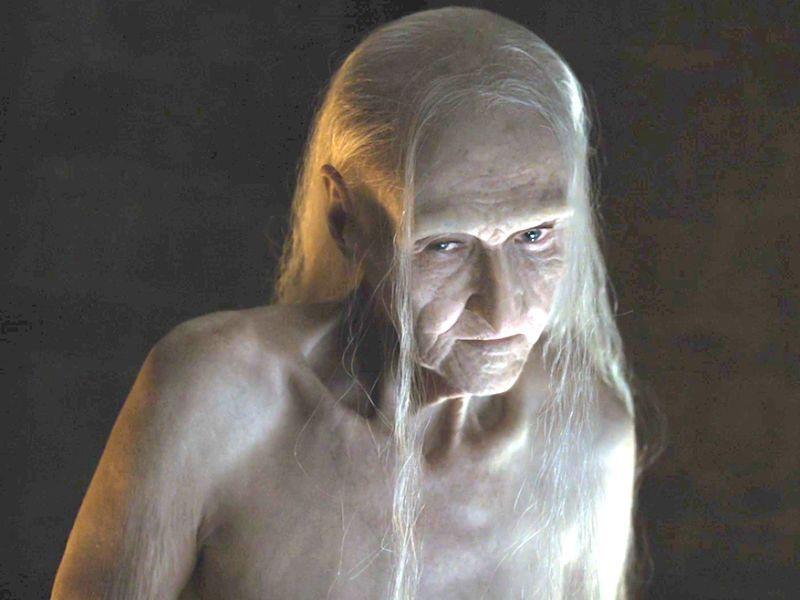Cambio de Melisandre en Game of Thrones 6x01